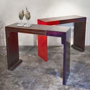 Tables in Epoxy Resin